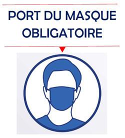 Le port du masque à nouveau obligatoire en Aveyron